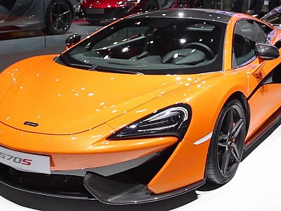 Top 5 Cars at the New York Auto Show