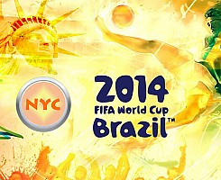 Guide to Brazil World Cup 2014 in NYC