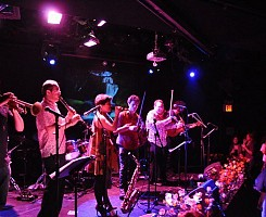 Get Your Gypsy-Balkan Music Fix in East Village
