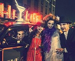 HALLOWEEN NYC: Watch Out for the Zombie Driving Your Taxi