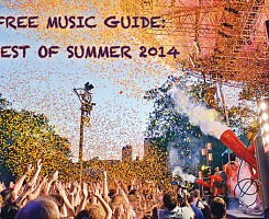 NYC Free Music Guide: The Best of Summer 2014